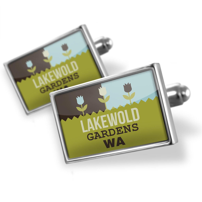 Cufflinks US Gardens Lakewold Gardens - WA - NEONBLOND