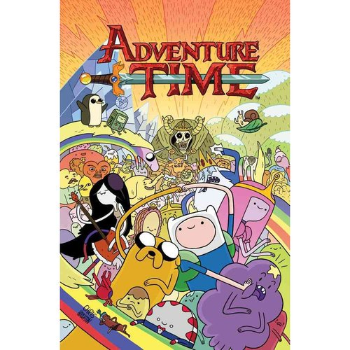 ADVENTURE TIME TP VOL 01 (SEP120922) (C: 1-0-0)