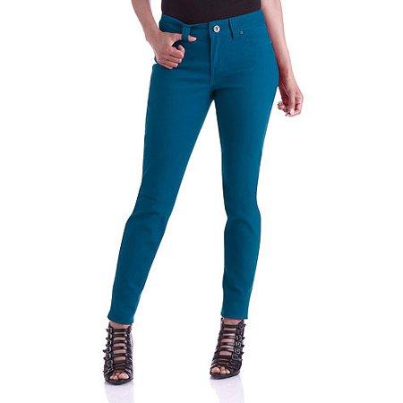 Red Rivet Womenu0026#39;s Colored Skinny Jeans - Walmart.com