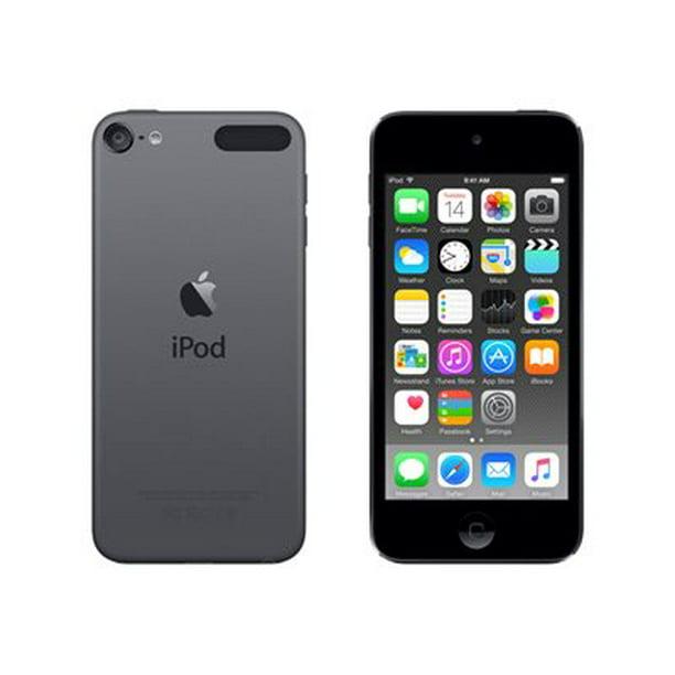 Apple Ipod Touch 32gb Space Gray Previous Model Walmart Com Walmart Com