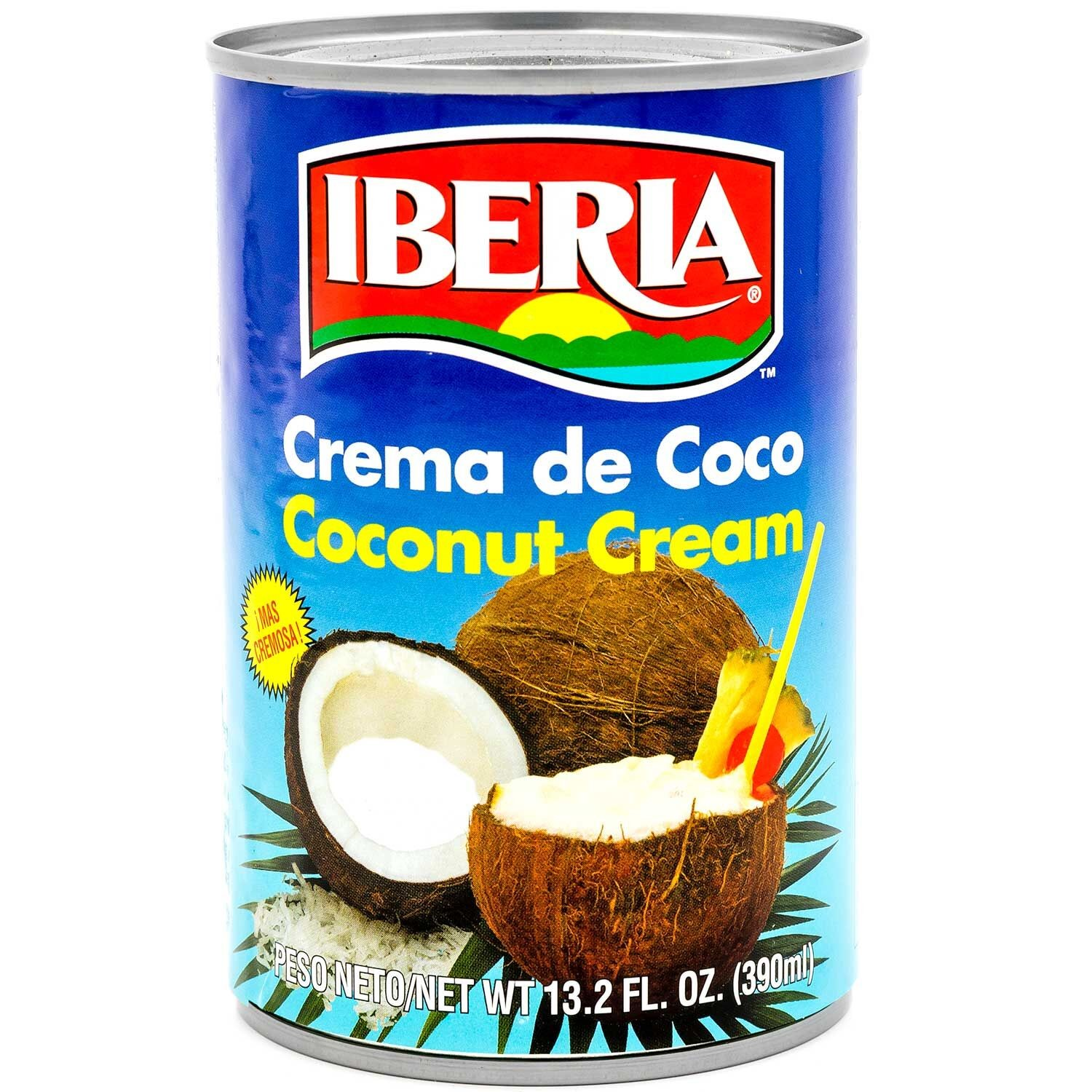 Iberia Coconut Cream, 13.2 Fl Oz