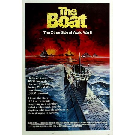 Das Boot POSTER Movie B (27x40)