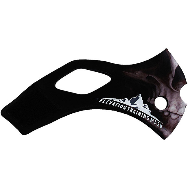 "Elevation Training Mask 2.0 ""Skull"" Sleeve Only"