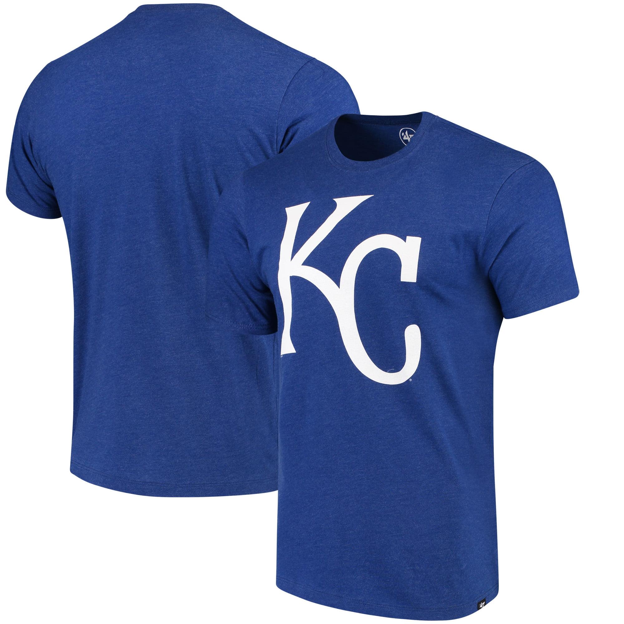 Kansas City Royals '47 Club T-Shirt - Royal