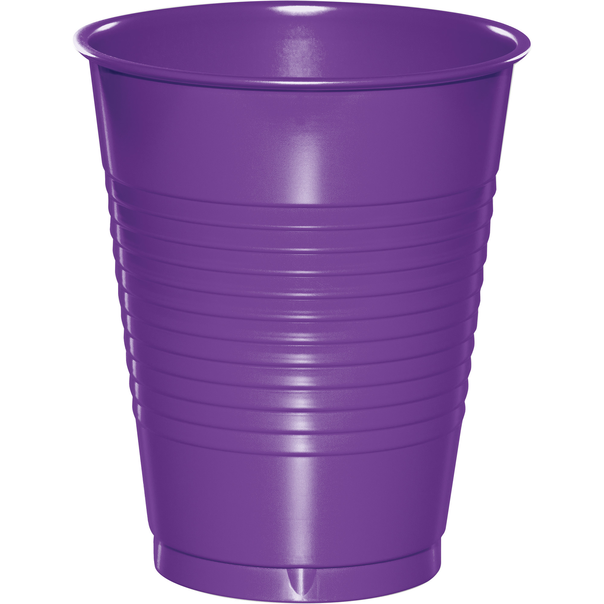Amethyst 16 oz Plastic Cups/Case of 240