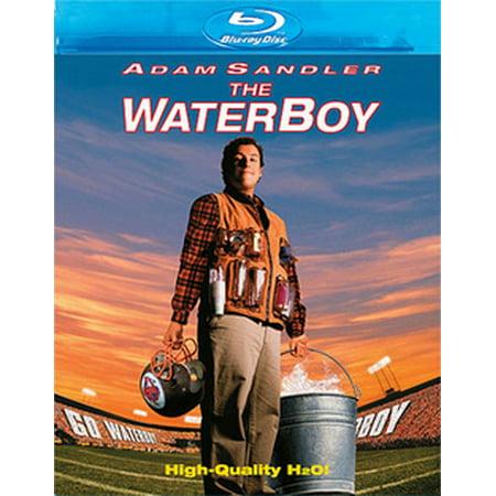The Waterboy (Blu-ray) (Halloween Adam Sandler)