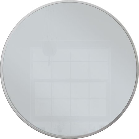 PTM Images Perfect Circle Mirror, Silver ()