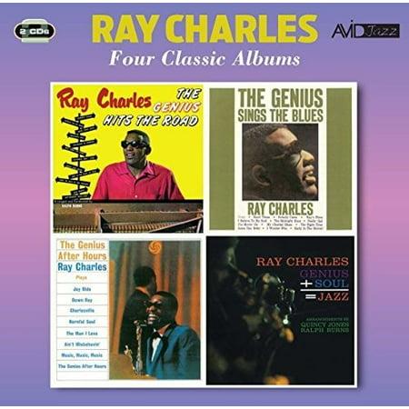 Genius Hits The Road / Genius Sings The Blues
