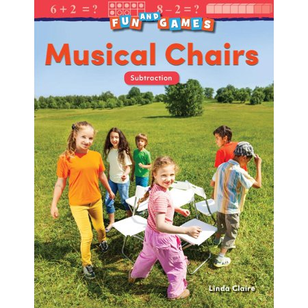 Fun and Games: Musical Chairs Subtraction - eBook - Halloween Musical Chairs