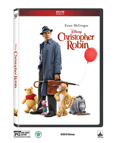 Christopher Robin (DVD)