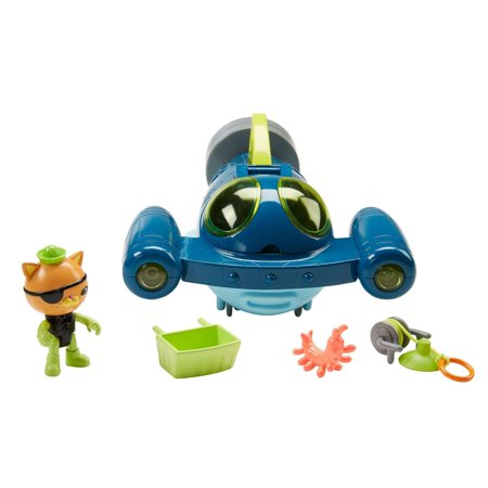 Octonauts Gup-Q Undersea Explorer - Octonauts Characters Tweak