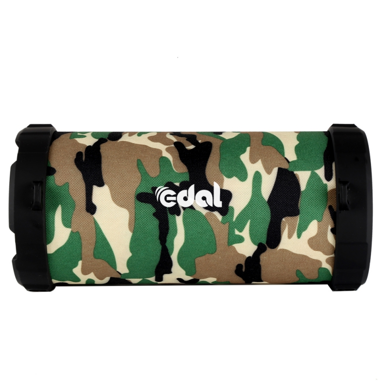 Edal Portable Bluetooth Wireless Mini Stereo Speaker for PC Tablet Rechargeable