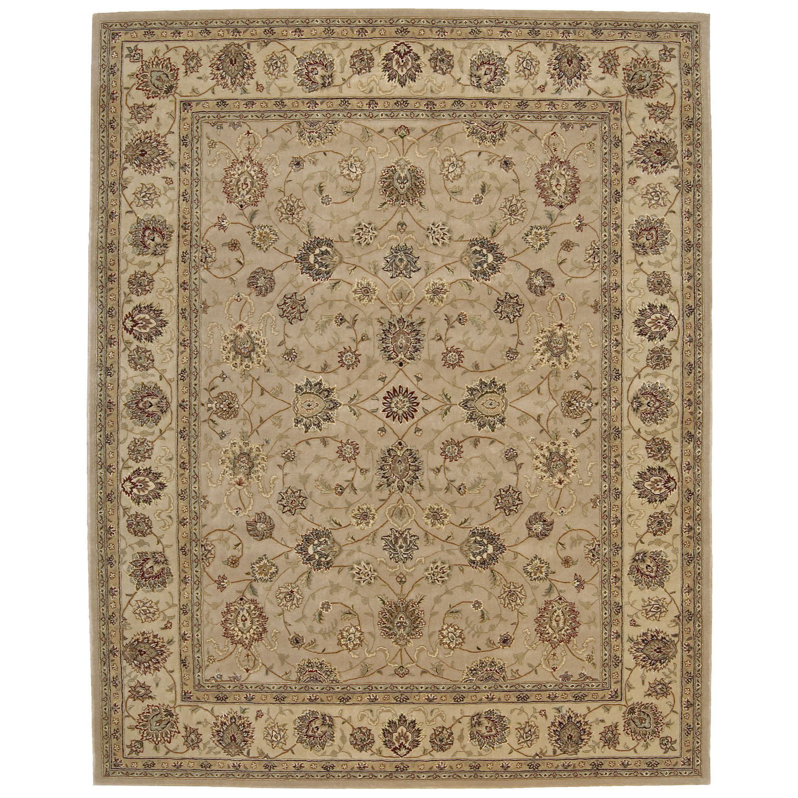 Nourison 2000 2071 Oriental Rug Camel-2 x 3 ft. by Overstock