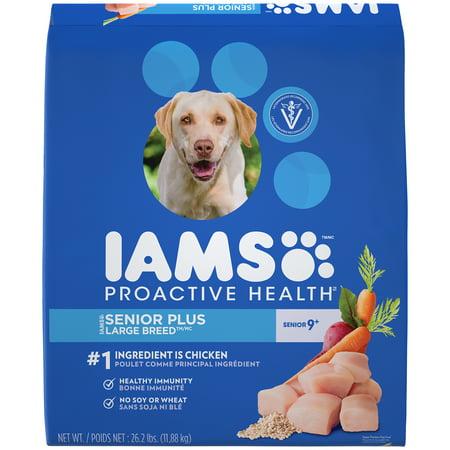 IAMS Proactive Health Grande Race principale Dog Plus Croquettes 26,2 livres