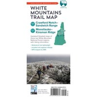 AMC White Mountains Trail Maps 3-4: Crawford Notch-Sandwich Range and Moosilauke-Kinsman