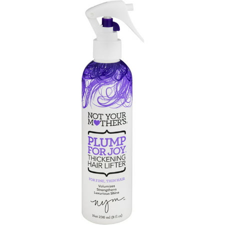 4 Pack - Not Your Mother's Plump for Joy Thickening Hair Lifter 8