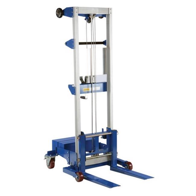 Vestil A-LIFT-CB Winch Lift Truck Counter Balance, 500 lbs