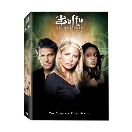 Buffy The Vampire Slayer Buffy The Vampire Slayer Season 3 Dvd