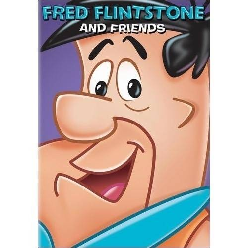 Fred Flintstone And Friends (Full Frame)