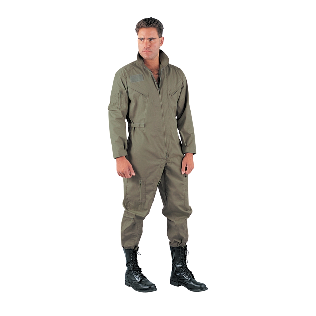 Khaki Air Force CWU-27P Style Flightsuit, Coverall by Rothco
