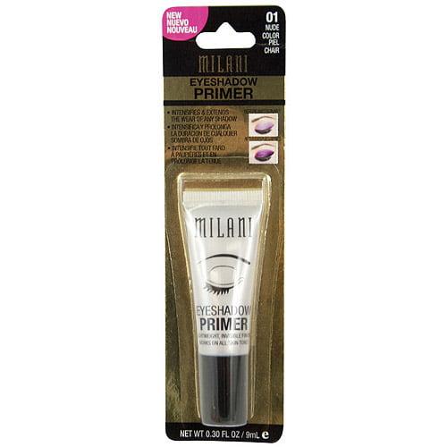 Milani Eyeshadow Primer 01 Nude Color, 0.3 FL OZ