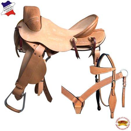 Saddle Bronc Riding Equipment (16