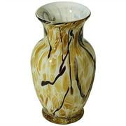 Entrada Yellow Meek Designers Vase
