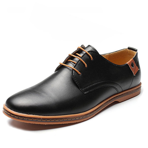Mens Dress Shoes Leather Oxford Shoes