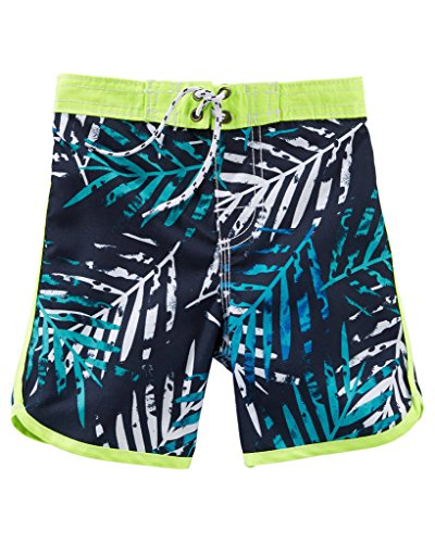 OshKosh B'gosh Baby Boys' Bathing Swim Trunks- Palms- 18 Months