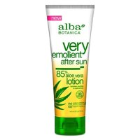 Alba Botanica After Sun Aloe Vera Lotion 8 oz 230265 2 PACK OC