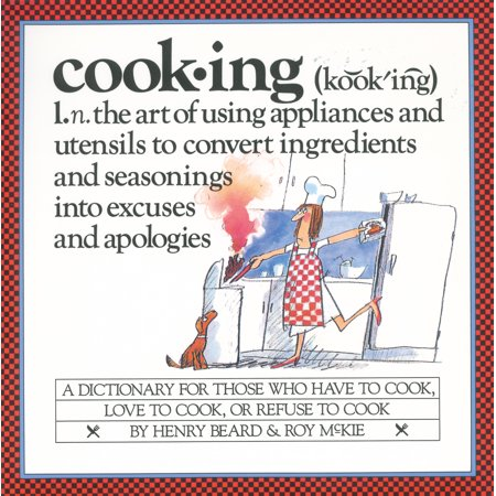 Cooking  A Cooks Dictionary