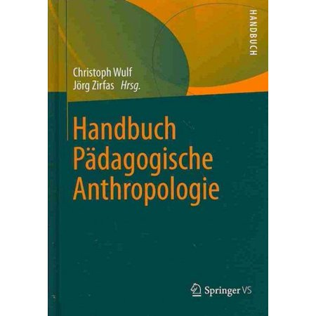 Handbuch Padagogische Anthropologie