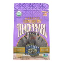 Rice: Lundberg Black Pearl Rice
