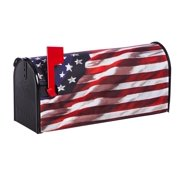 Evergreen America in Motion Mailbox Cover, 20.5'' x 17.7'' inches