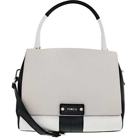 Women's Penelope Leather Top-Handle Tote - Marble