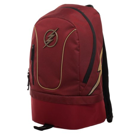 Flash Bag - DC Flash Backpack with Bottom Compartment