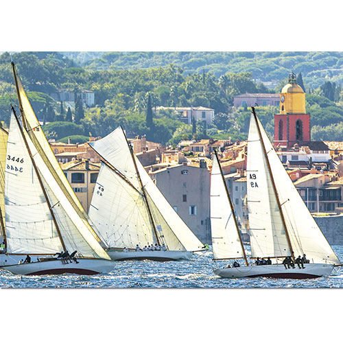 Educa 1000pc Sailing at Saint Tropez Puzzle