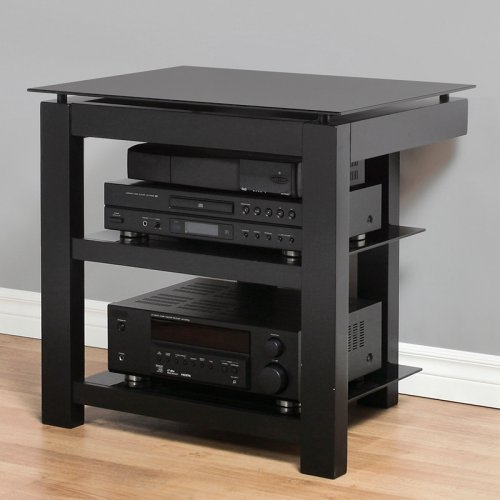 Plateau SL-3V 26 Inch TV Stand in Black