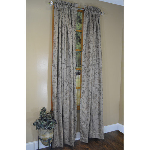 Curtain Chic Dunluce Tailored Curtain Panel