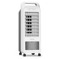 Frigidaire Personal Evaporative Air Cooler & Fan w/ Removable Water Tank, 3 Fan Settings, EC100WF