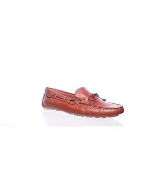 849da8880facb Product Image Eastland Womens Marcella Red Moccasins Size 11