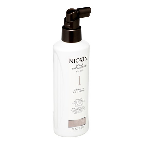 Nioxin System 1 Scalp Activating Treatment For Fine Natural Normal -Thin  Hair, 6 8 Oz