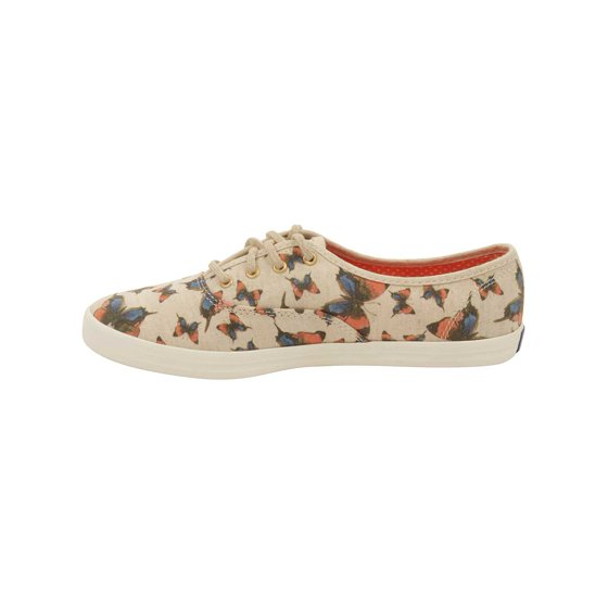 137be942b969b Keds Womens Champion Butterfly Sneakers in Natural