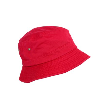 Columbia Cotton Hat - Cotton Summer Sun Packable Bucket Hat
