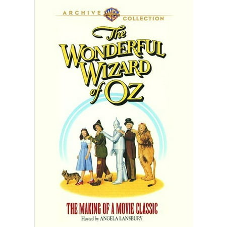 The Wonderful Wizard of Oz: Making a Classic (DVD)](Courage Lion Wizard Of Oz)