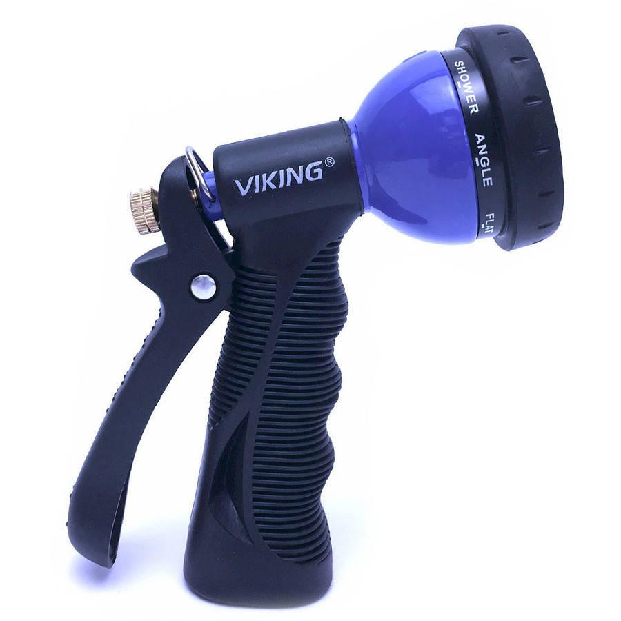 Viking Heavy Duty 8 Pattern Car Wash & Garden Spray Nozzle