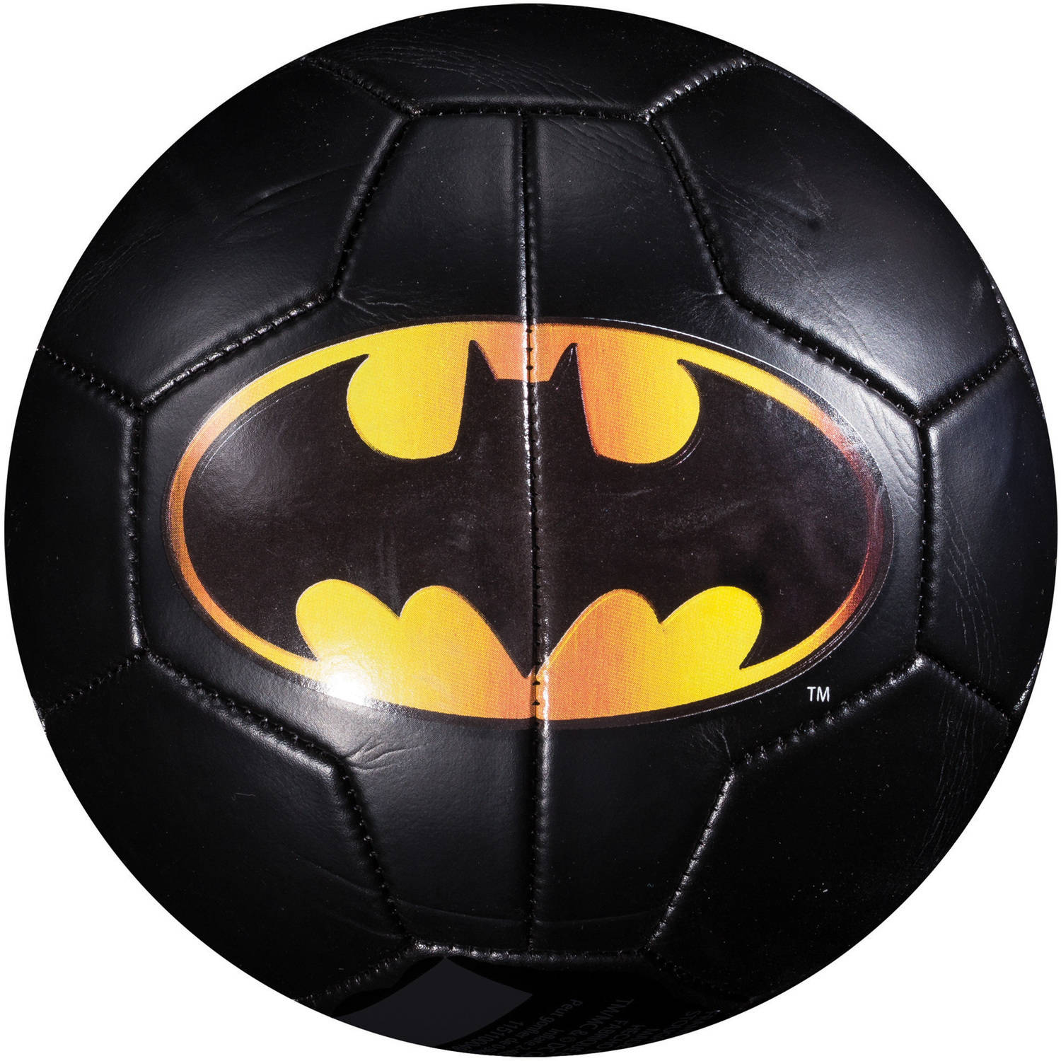 Franklin Sports Size 3 Soccer Ball with Pump, Batman