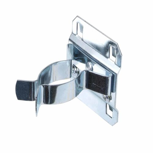 Triton Products LocHook 1 In. to 2 In. Hold Range 2-3/4 In. Projection Zinc Plated/Chromate Dipped Steel Extended Spring Clip for LocBoard, 5 Pack