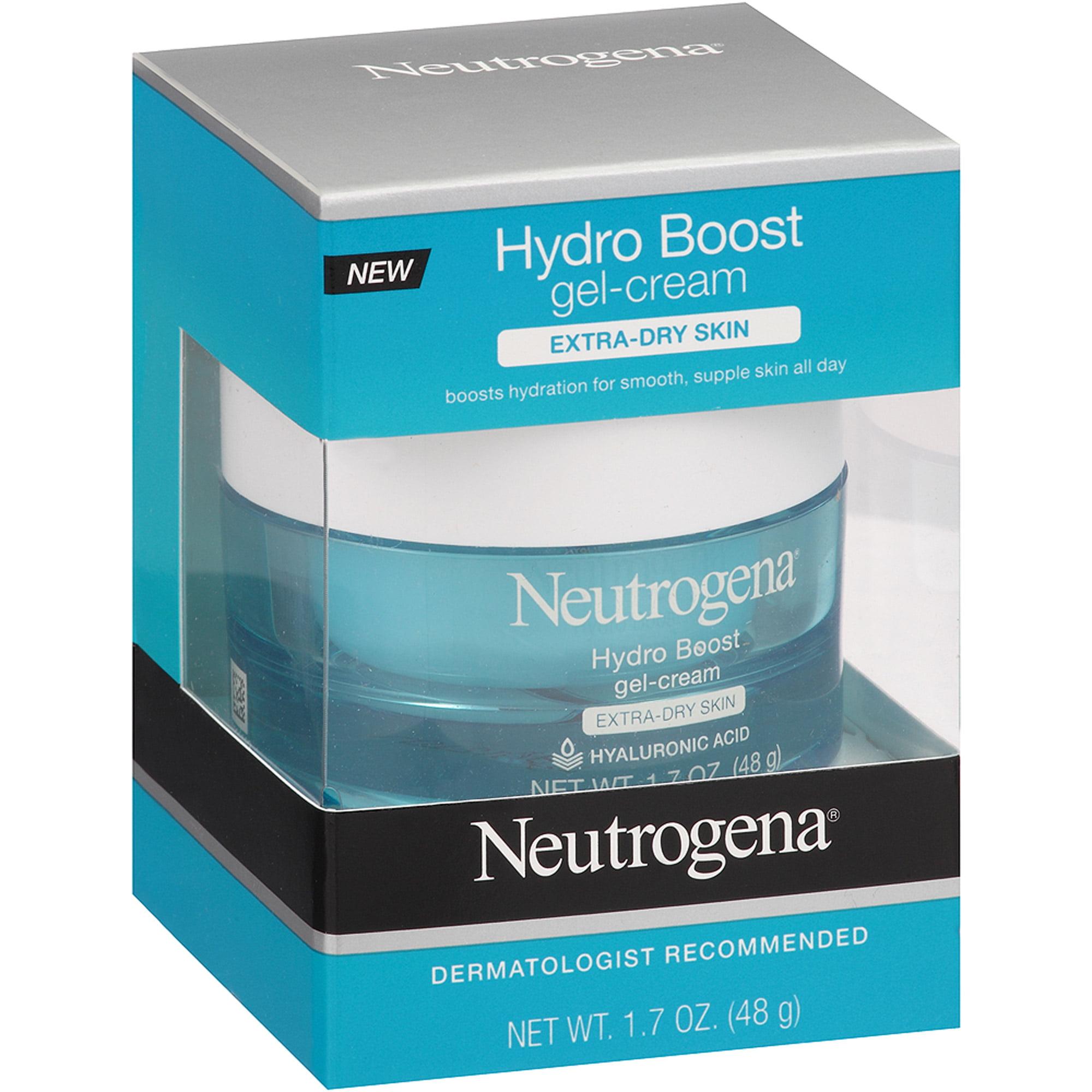 Neutrogena Hydro Boost Gel-Cream for Extra Dry Skin, 1.7 oz