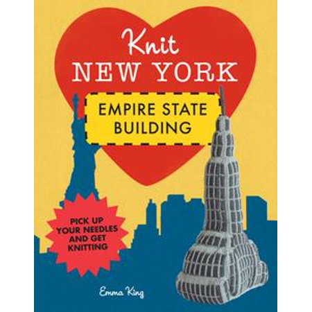 Knit New York: Empire State Building - eBook - Empire State Building Halloween Show